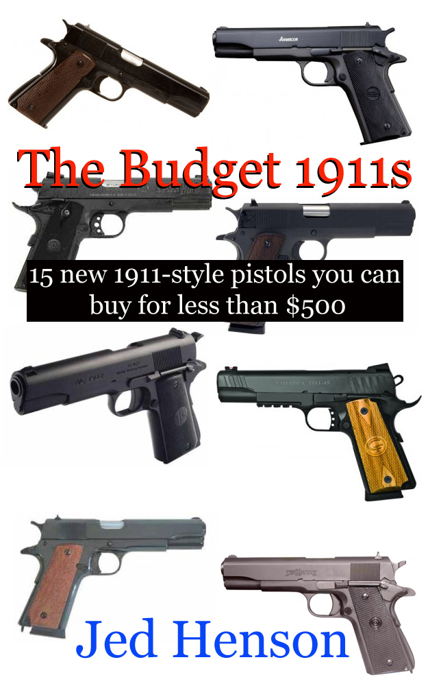 The Budget 1911s cover image