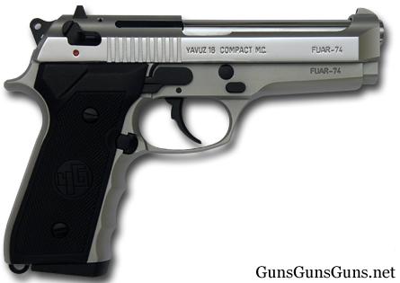 Girsan Compact MC Info & Photos | GunGunsGuns net
