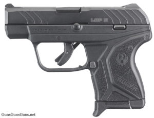 ruger-lcp-ii-left-side photo