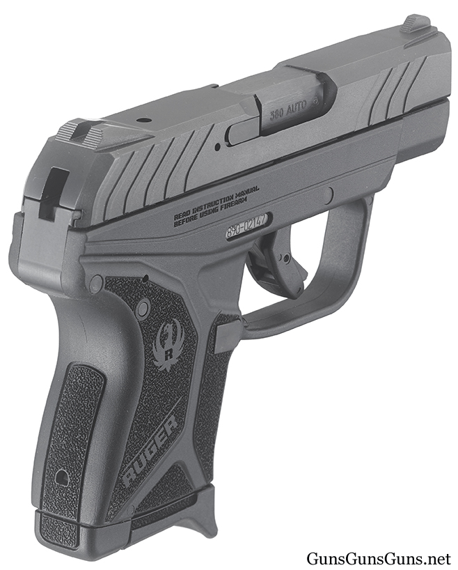 ruger-lcp-ii-right-rear photo