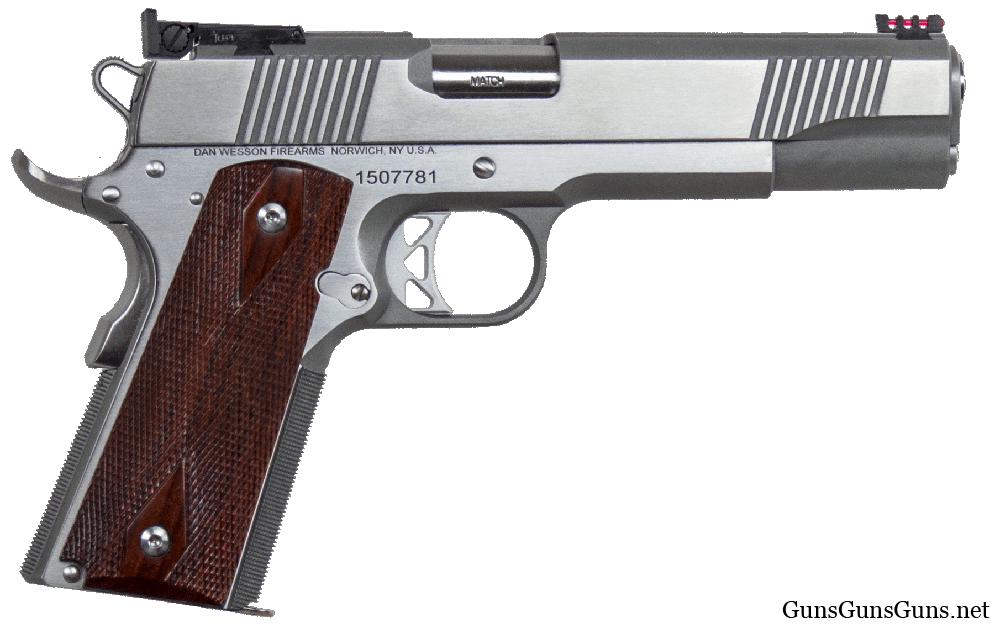 Dan Wesson Pointman 38 right side photo