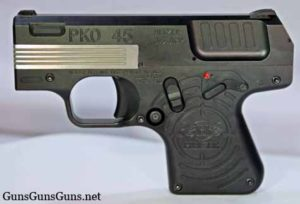 Heizer Defense PKO 45 black left photo