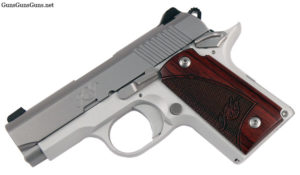 Kimber Micro 9 Stainless left side photo