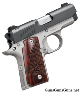 Kimber Micro 9 two tone right side photo