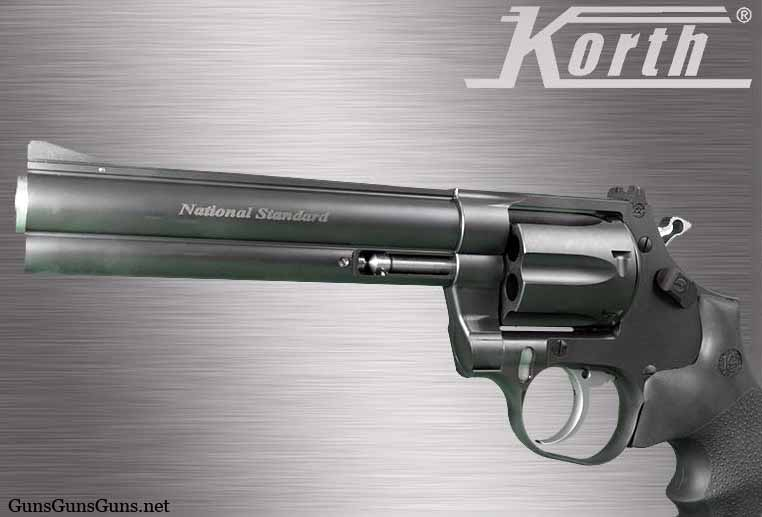 Korth National Standard 6inch left side photo