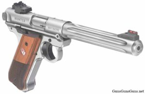 ruger-mark-iv-hunter-right-front photo