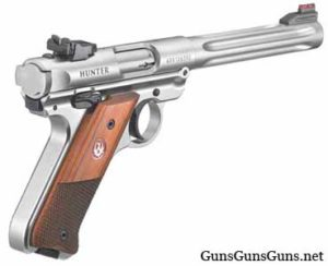ruger-mark-iv-hunter-right-rear photo
