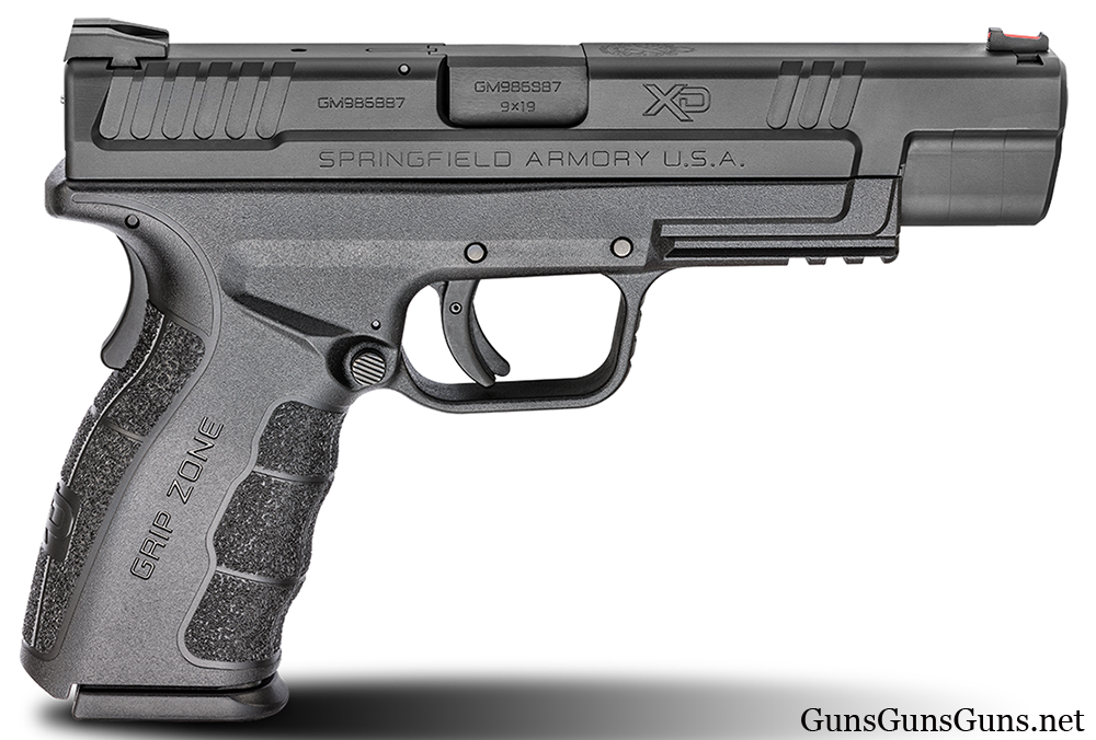 Springfield Armory XD Mod2 Tactical right side photo