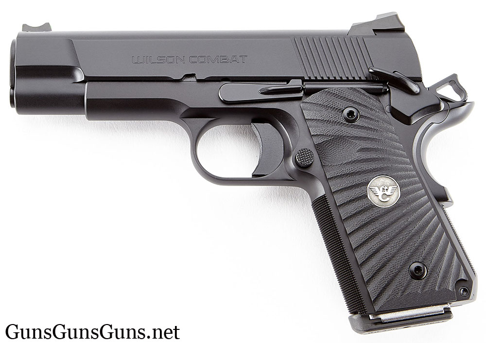 Wilson Combat ULC Commander Compact left side photo