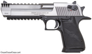Magnum Research Desert Eagle Mark XIX L6 left side