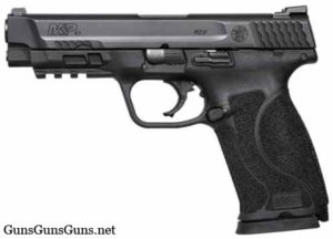 Smith Wesson MP45 M20 black no safety left side photo
