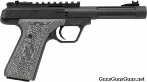 Tactical Solutions TLP22 5inch fluted black right side photo