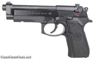 Beretta 92G-SD left side photo