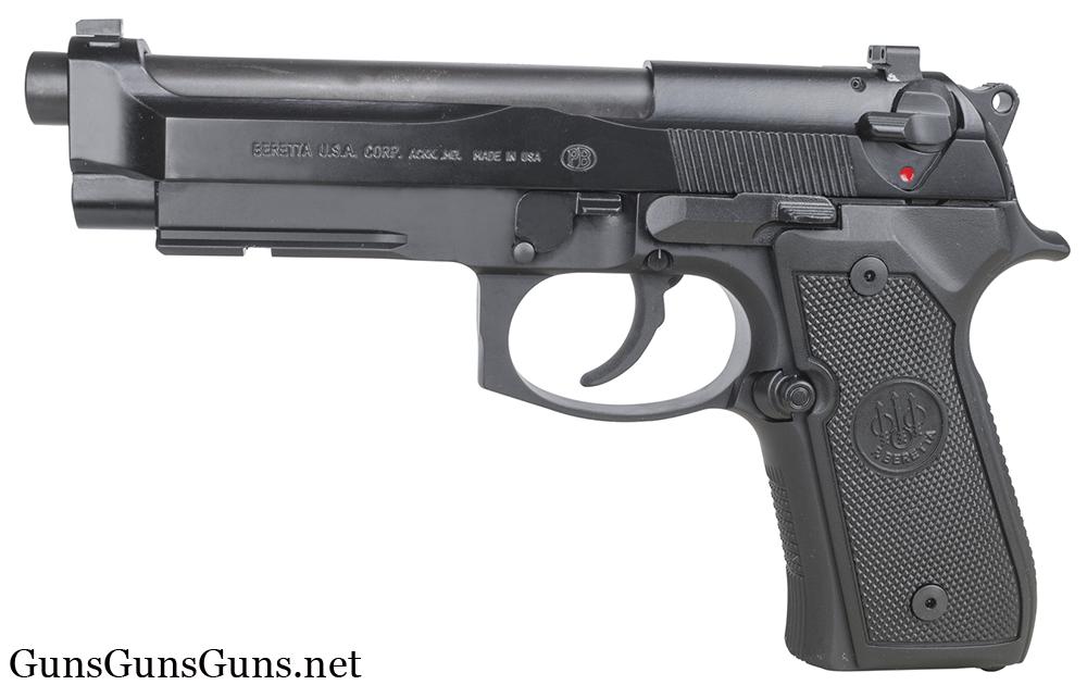 Beretta 92G-SD left side photo