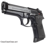 Beretta 92 Compact left front photo