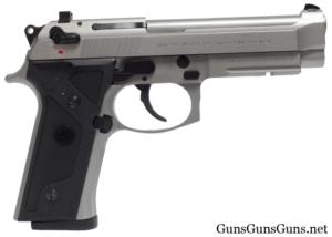 Beretta 92 Vertec Inox right side photo