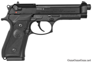 Beretta M9 22LR right side photo