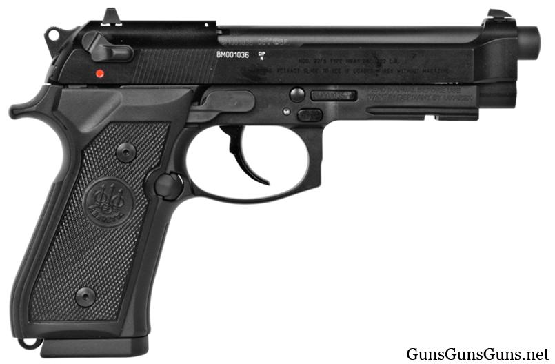 Beretta M9A1 22 right side photo
