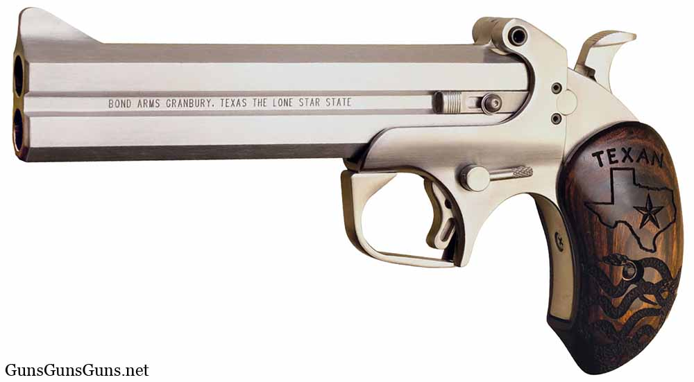 Bond Arms Texan left side photo