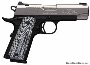 Browning Black Label Pro Compact stainless right side photo