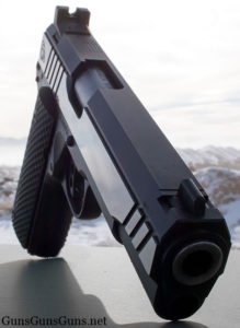 Christensen Arms A5 front photo