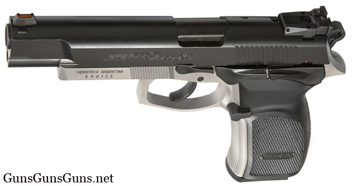 Bersa Thunder 9 Pro XT Info & Photos | GunGunsGuns.net