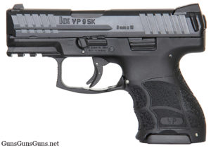 Heckler Koch VP9SK left side photo