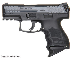 Heckler Koch VP9SK left side extended mag photo