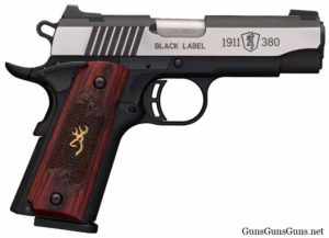 Browning Black Label Medallion Pro Compact right side photo