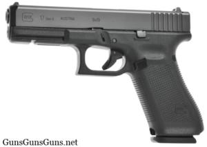 Glock 17 Gen5 left side photo