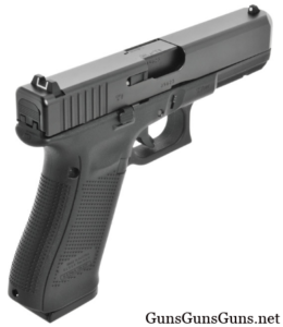 Glock 17 Gen5 right rear photo