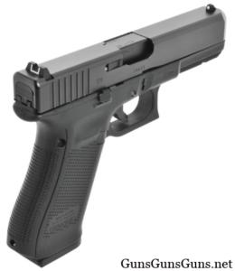 Glock 17 Gen5 right rear photo