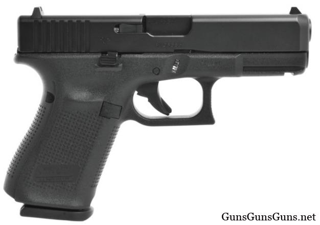 Glock 19 Gen5 right side photo
