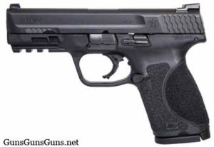 Smith Wesson MP9 M2 Compact left side photo