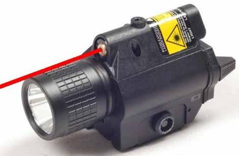 Ade Advanced Optics Red Laser Light Combo