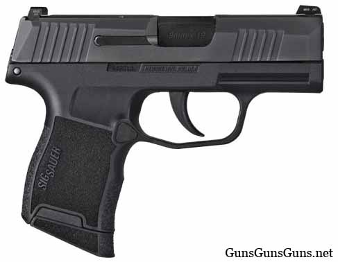 SIG Sauer P365 right side photo