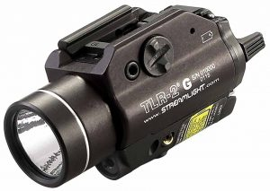 Streamlight TLR-2 G left front photo