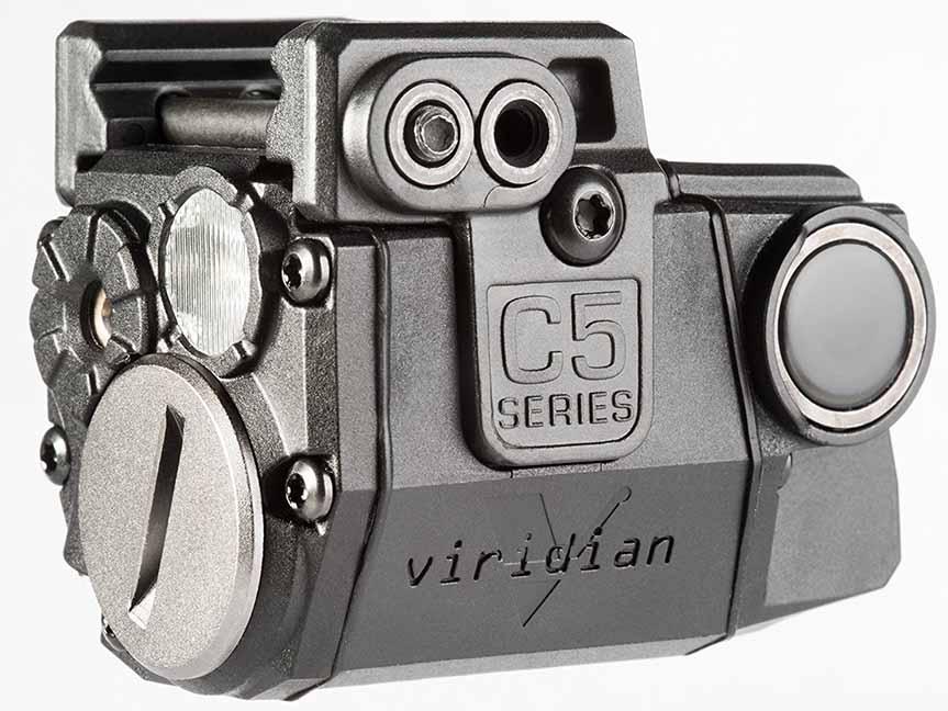 Viridian C5L left front photo