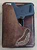 Azula Gun Holsters wallet holster photo