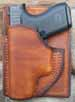 Jackson Leatherwork wallet holster photo