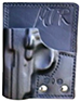MTR Custom Leather Back Pocket Holster B6 photo