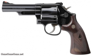 Smith Wesson Model 19 Classic left side photo