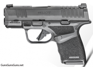 Springfield Armory Hellcat left side photo