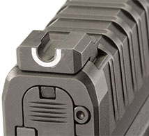 Springfield Armory Hellcat rear sight photo