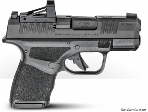 Springfield Armory Hellcat with optic right side photo