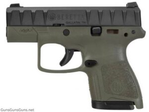 Beretta APX Carry ODG left side photo