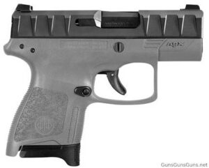 Beretta APX Carry grey right side photo
