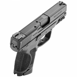 S&W M&P9 Subcompact top side photo